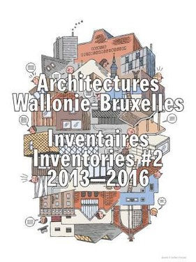 Architectures Wallonie-Bruxelles Inventaires #2 Inventories img1